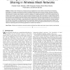 Enabling Efficient Peer-to-Peer Resource Sharing in Wireless Mesh Networks
