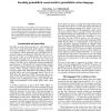 Encoding Probabilistic Causal Model in Probabilistic Action Language