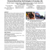 Encountering SenseCam: personal recording technologies in everyday life
