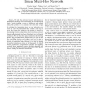 End-to-End Resource Allocation in OFDM Based Linear Multi-Hop Networks