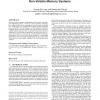 Energy-aware memory allocation in heterogeneous non-volatile memory systems