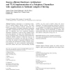 Energy-efficient Hardware Architecture and VLSI Implementation of a Polyphase Channelizer with Applications to Subband Adaptive