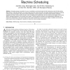 Energy Reduction in Consolidated Servers through Memory-Aware Virtual Machine Scheduling