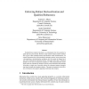 Enforcing Robust Declassification and Qualified Robustness