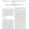 Enhancement of a Use Cases based Requirements Engineering approach with Scenarios