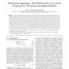 Enhancing Lagrangian Dual Optimization for Linear Programs by Obviating Nondifferentiability