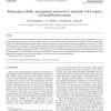 Enhancing mobility management protocols to minimise AAA impact on handoff performance