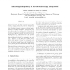 Enhancing Transparency of a Position-Exchange Teleoperator
