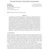 Ensemble Pruning Via Semi-definite Programming