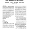 Enterprise information extraction: recent developments and open challenges