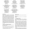 Environmental scenario search and visualization