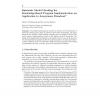 Epistemic Model Checking for Knowledge-Based Program Implementation: an Application to Anonymous Broadcast