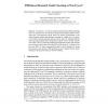 EPR-Based Bounded Model Checking at Word Level