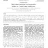 Equivariant nonstationary source separation