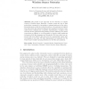 Escalation:  Complex Event Detection in Wireless Sensor Networks