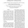 Establishing a Software Architecting Environment