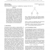 Estimating a Kernel Fisher Discriminant in the Presence of Label Noise