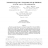Estimating divergence functionals and the likelihood ratio by convex risk minimization