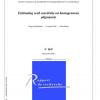 Estimating Seed Sensitivity on Homogeneous Alignments