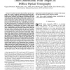 Estimation and Statistical Bounds for Three-Dimensional Polar Shapes in Diffuse Optical Tomography