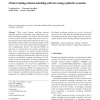 eTuner: tuning schema matching software using synthetic scenarios