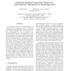 Evaluating Ranking Composition Methods for Multi-Objective Optimization of Knowledge Rules
