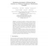 Evaluating the Impact of Thread Escape Analysis on a Memory Consistency Model-Aware Compiler
