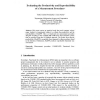 Evaluating the Productivity and Reproducibility of a Measurement Procedure