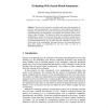 Evaluating Web Search Result Summaries