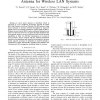 Evaluation of a Novel Low Complexity Smart Antenna for Wireless LAN Systems