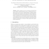 Evaluation of a Utility Computing Model Based on the Federation of Grid Infrastructures