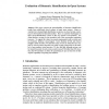 Evaluation of Biometric Identification in Open Systems