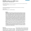 Evaluation of Glycine max mRNA clusters