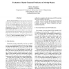 Evaluation of Spatio-Temporal Predicates on Moving Objects