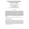 Evaluation of the RC4 Algorithm for Data Encryption