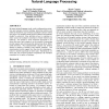 Evidence combination in biomedical natural-language processing