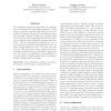 Evidential modeling for pose estimation