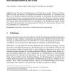 Evidenzkarten-basierte Sensorfusion zur Umfelderkennung und Interpretation in der Ernte
