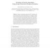 Evolution of Search Algorithms Using Graph Structured Program Evolution