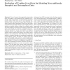 Evolution of T-spline level sets for meshing non-uniformly sampled and incomplete data