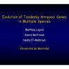 Evolution of Tandemly Arrayed Genes in Multiple Species