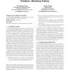 Evolutionary algorithms for dynamic optimization problems: workshop preface