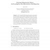 Evolving Behavioural Choice: An Investigation into Herrnstein's Matching Law
