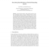 Executing Specifications of Social Reasoning Agents