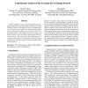 Experimental Analysis of the Arcanum Key Exchange Protocol