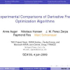 Experimental Comparisons of Derivative Free Optimization Algorithms
