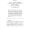 Experimental Evaluation of Interchangeability in Soft CSPs