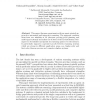 Experiments with an Agent-Oriented Reasoning System