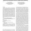 Explicit and precise rate control for wireless sensor networks