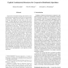 Explicit Combinatorial Structures for Cooperative Distributed Algorithms